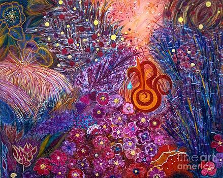 Eden's Bloom by Pm Ernst