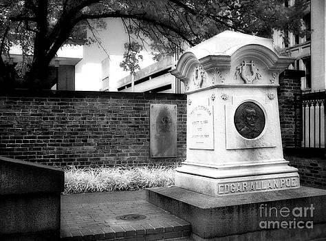 Jeff Holbrook - Edgar Allen Poe Grave