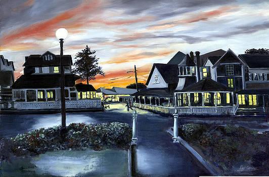 Edge of Town by Paul Gardner