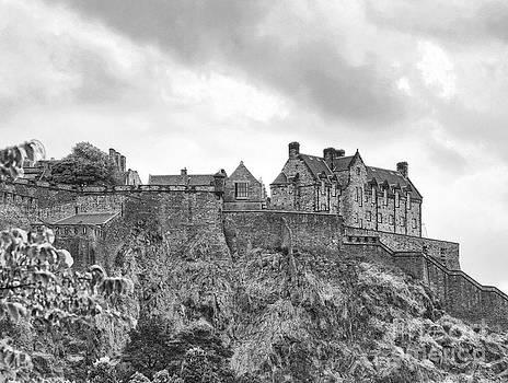 Chuck Kuhn - Edinburgh Castle I