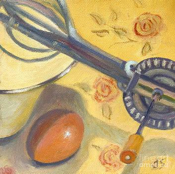 Egg Beater by Jane  Simonson
