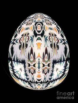 Egg Fancy by Shana Blake