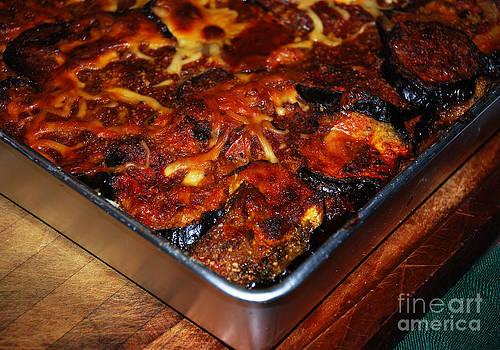 Anne Ferguson - Eggplant Parmesan
