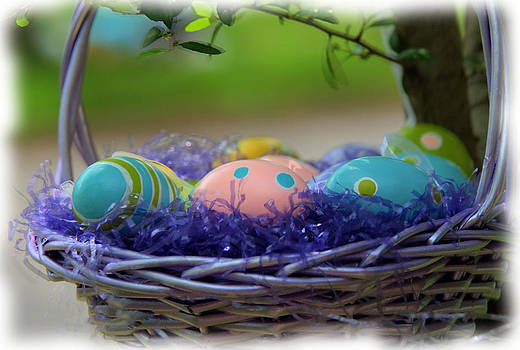 Lisa Moore - Eggs of Easter