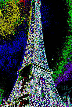 Eiffel by David Alvarez