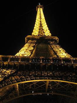Angela  Rose - Eiffel Tower in Lights