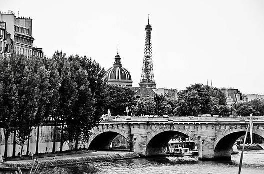 Eiffel Tower by Marcel Krasner