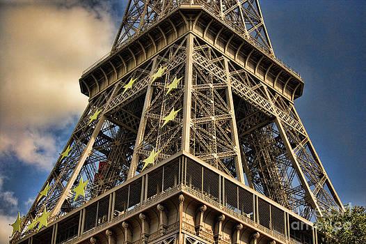 Chuck Kuhn - Eiffel Tower VI
