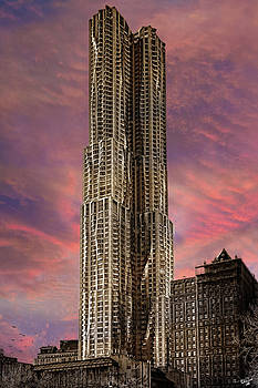 Eight Spruce Street by Chris Lord