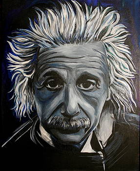 Einstein by Kate Fortin