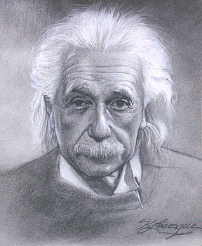 Einstein by Kevin Lawrence Leveque