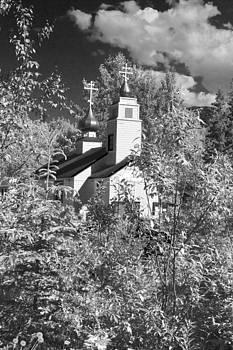 Wes and Dotty Weber - Eklutna Church