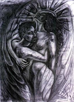 El abrazo by Samuel Lind