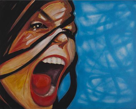 El grito 3 by Giulianno Delgado