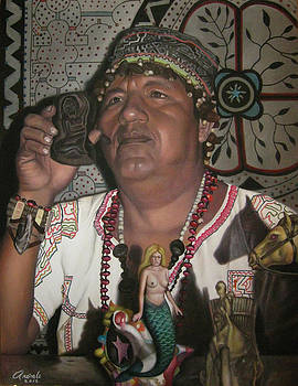 El Shaman by Raul Robinson Rubio Arevalo