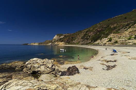 Enrico Pelos - ELBA ISLAND - Solitary beach - Spiaggia solitaria - ph Enrico Pelos