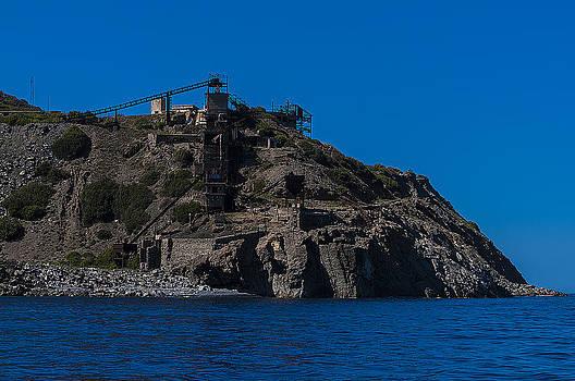 Enrico Pelos - ELBA ISLAND - The old abandoned mine 2 - La miniera abbandonata 2  - ph Enrico Pelos