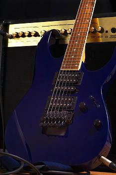 Electric Guitar by Matthias Krapp
