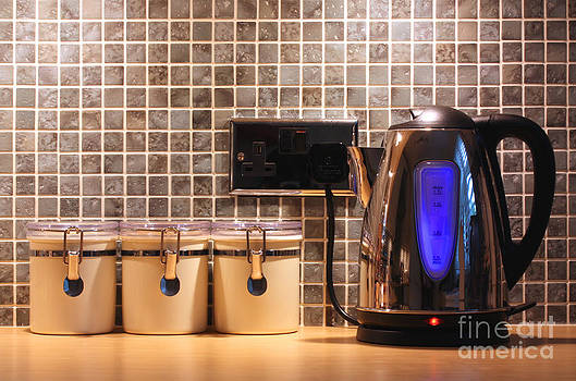 Simon Bratt Photography LRPS - Electric kettle and cup