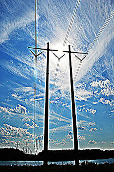 Electric by Melanie Kirdasi