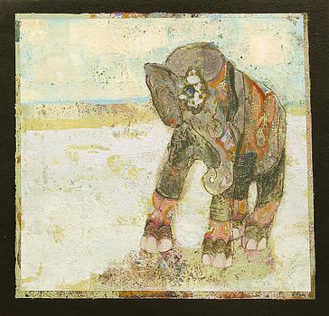 Elephant II by Erin Barker