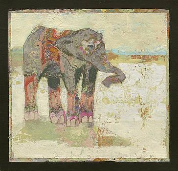 Elephant III by Erin Barker