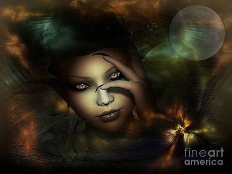 Elfa De La Noche by Sonia Glez