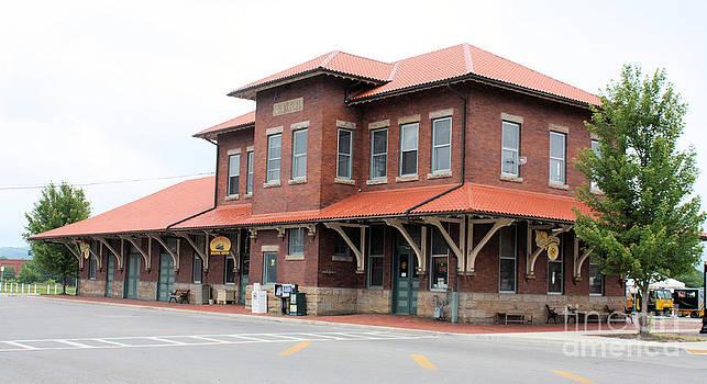 Elkins Station WV by Denise Jenks