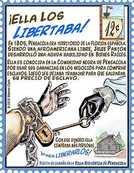 Ella Los Libertaba by Warren Clark