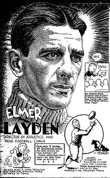 Elmer Layden by Steve Bishop