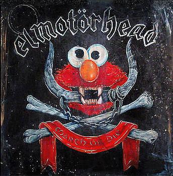 Elmotorhead by Edward Przydzial
