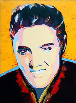 Elvis by Barry Shereshevsky