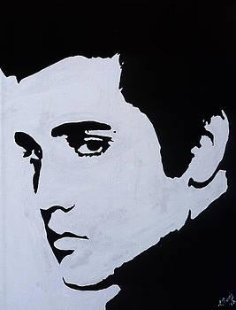 Elvis Presley by Leeann Stumpf