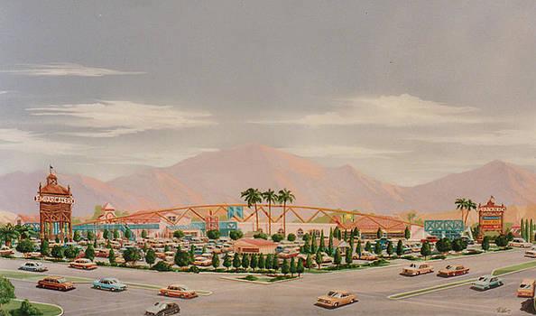 Embarcadero Mall by John DiLauro