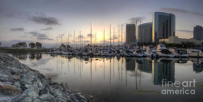 Yhun Suarez - Embarcadero Marina