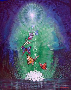 Silvia  Duran - Emerald Light 1