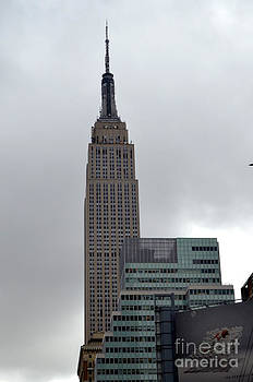 Pravine Chester - Empire State Building