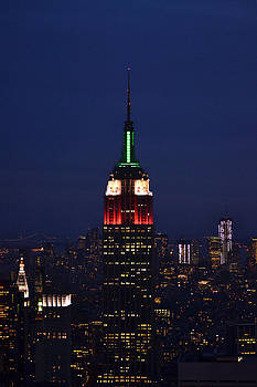 Empire State Building1 by Zawhaus Photography