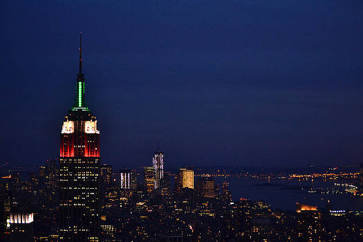 Empire State Building3 by Zawhaus Photography