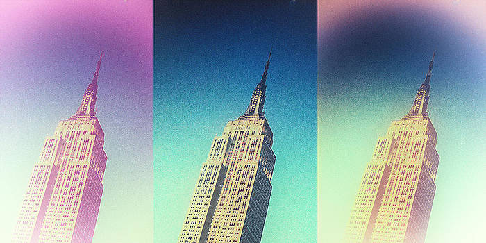 Empire State Vintage by Stephen Walker