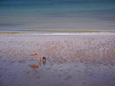 Simon Pocklington - Empty Beach