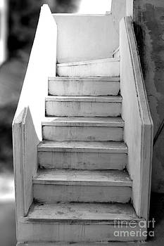 Empty Staircase by Denis Shah