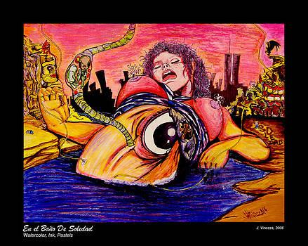 En El Bano De Soledad by eVol  i