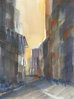 En Ville by Bernadette De Bouver