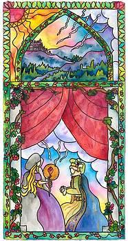 Enchanted Castle by Cyrene Swallow