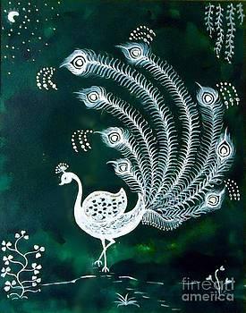 Enchanted Night by Anjali Vaidya