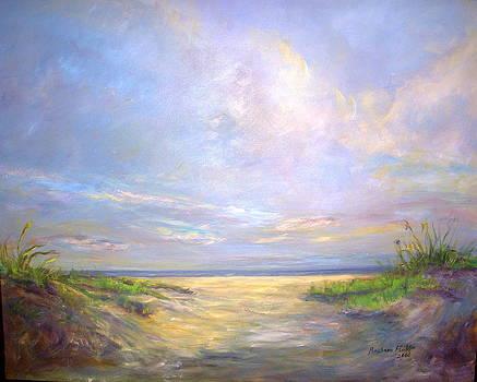 End of Summer on Amelia Island by Barbara Pirkle