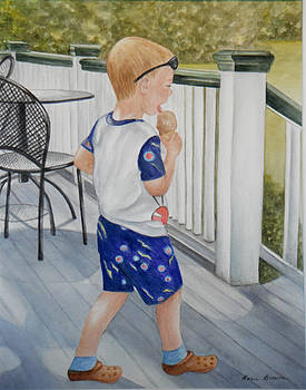 End of Summer by Rosie Brown
