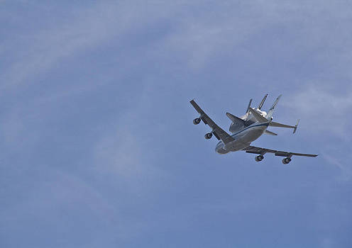 Endeavour's Last Flight by Molly Heng