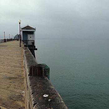 Endless Pier. #pier #pier #ocean by Rita Spiegel